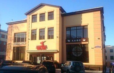 Кафе - Фитнес клуб «Лагуна»